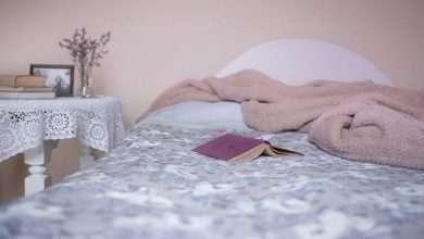 سنت خوابیدن